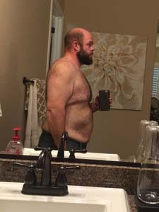 John - weight loss photos