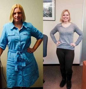 Kim's Photos Before and After Weight Loss