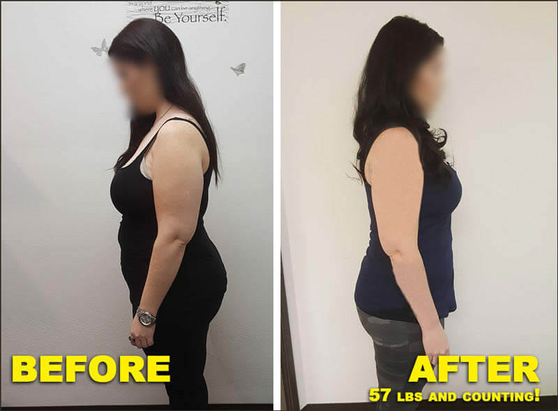 Client Weight Loss Results