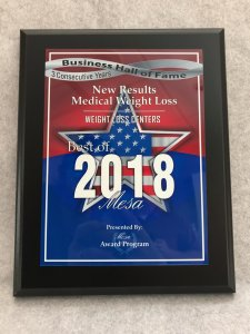 The Mesa Award Program Winner 2018