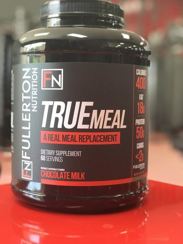 Fullerton True Meal Replacement Meal