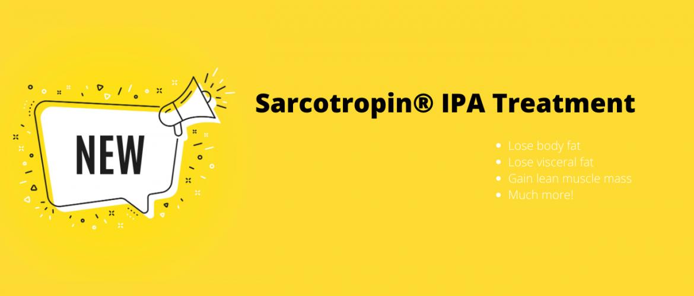 Sarcotropin IPA Treatment Hero Image