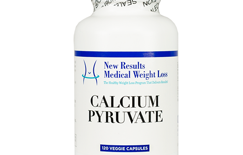 NR Calcium Pyruvate 750mg Capsules