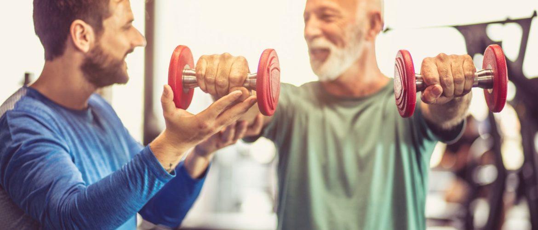 exercise to countersarcopenia